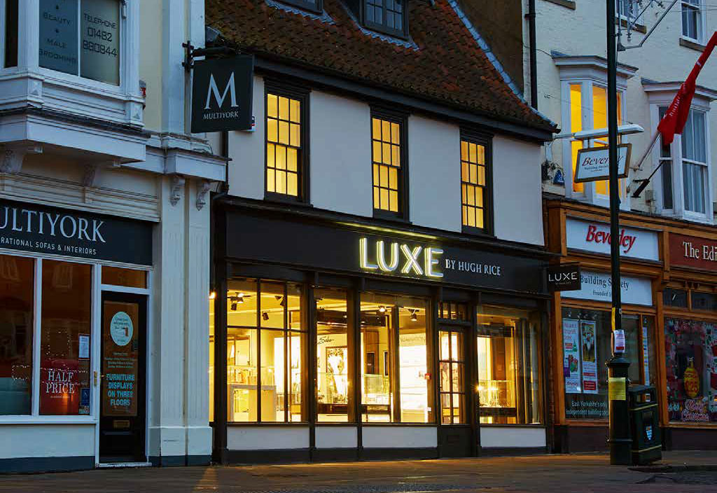 Jdm joinery to develop wakefield location for luxe by hugh for Home decor hull limited